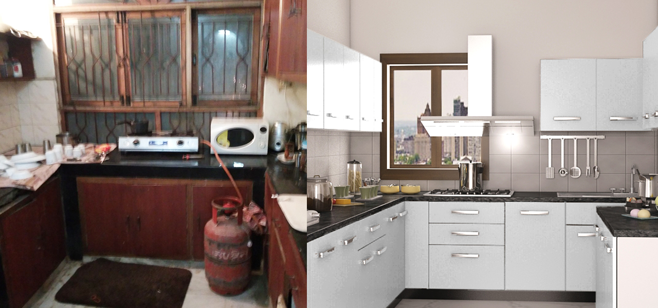 Retrofit Kitchens
